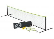 Складной комплект для игры в большой / пляжный теннис