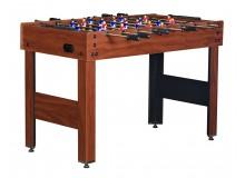 Настольный футбол «Standart» (122x61x78.7 см, коричневый)