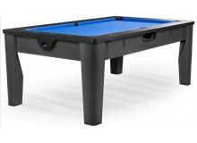 Многофункциональный игровой стол 6 в 1 «Tornado» (черный)