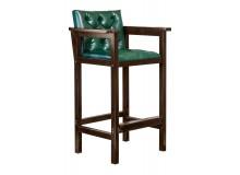 Кресло бильярдное из ясеня